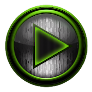 Poweramp skin STEEL OF I. LIME 3.2 [Paid]