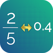 Fraction Decimal Calculator Pro