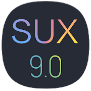 SUX 9.0 EMUI 5.X/8.0 Theme HTI2.0.1.TV0.2_Pro [Paid]