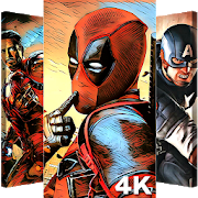 Superheroes Wallpapers | 4K Backgrounds2.2.6.4 [AdFree]