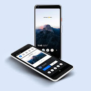 Material P for KLWP