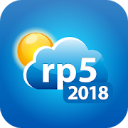 Weather rp5 (2018)