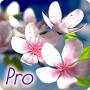 Spring Flowers 3D Parallax Pro 1.0.4 [Patched]