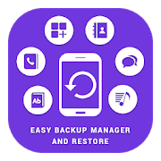 Easy Backup Manager & Restore 1.7