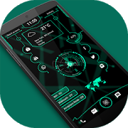 ARC Hi-tech Launcher 2018 - Hi-tech Launcher,Theme