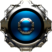 MENTALIST Blue Icon Pack
