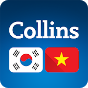Collins Korean<>Vietnamese Dictionary