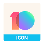 MIUI 10 Icon Pack 1.3 [Patched]