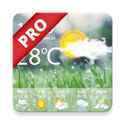 Weather Pro - Weather Real-time Forecast1.2.1 [Paid]