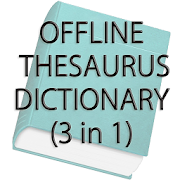 Offline Thesaurus Dictionary