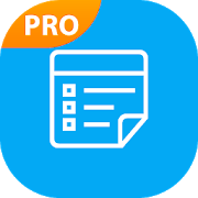 Notes Pro - Quick Note, Small Size & Widget