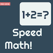 Speed Math 2018 - Ad free 0.0.7
