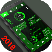 Revolutionary Launcher 2018 - hi-tech Launcher