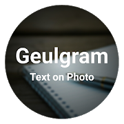 Geulgram - Text on Photo, quote maker 2.5.6 [Ad Free]