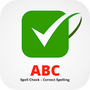 Spell Check – Correct English Spelling