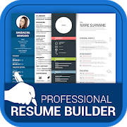 Professional Resume Maker & CV builder- PDF format
