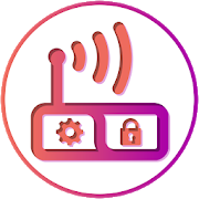 Router Setup Page - WiFi Signal Strength checker