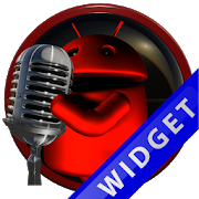 Poweramp Widget Red Droid 5 2.22-build-222 [Paid]