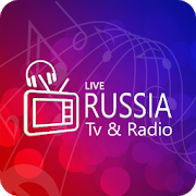 Russian TV Live and FM Radio Stations 2.1 (Ad-free)