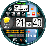Marine Watch Face For WatchMaker Users 1.0