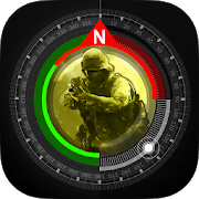 Compass GPS Pro  Military Compass with camera2.2 [Premium]