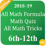 All Math Formula, Math Quiz, All Math Tricks2.7 [Ad Free]