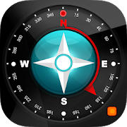Compass 54 (All-in-One GPS, Weather, Map, Camera)