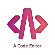 Code editor - Edit JS, HTML, CSS and other files