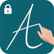 Gesture Lock Screen - Draw Signature & Letter Lock