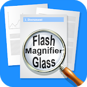 Magnifying Camera with Flashlight & Torch1.2 [Premium]