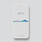 CALMWAVE Animated theme for KLWP 1.0.1 (Paid)