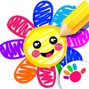 Drawing Academy: Learning Coloring Games for Kids