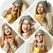 Auto Collage Photo Grid Maker , Pics Frame Editor1.6