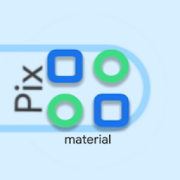 Pix Material Icon Pack