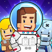 Rocket Star - Idle Space Factory Tycoon Games