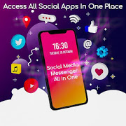 (No Ads) All social media in one app1.0