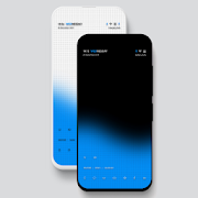 BLURWATER animated theme for KLWP1.0.1