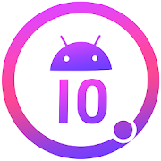 Cool Q Launcher for Android™ 10 launcher UI, theme5.2 (Prime)