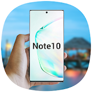 Perfect Note10 Launcher for Galaxy Note,Galaxy S A