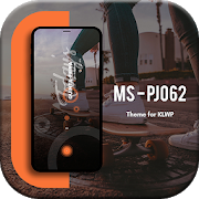MS - PJ062 Theme for KLWP