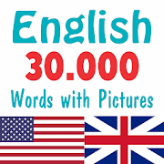 English 30000 Words with Pictures20.1 [PRO]