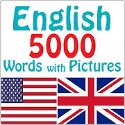 English 5000 Words with Pictures20.6 [PRO]