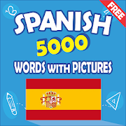 Spanish 5000 Words with Pictures20.01 [PRO]