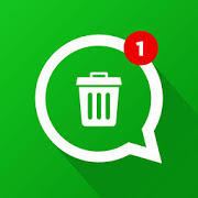 WhatsDelete: View Deleted Messages & Status saver