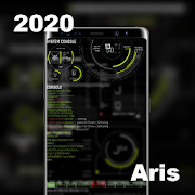 Arc Launcher -- Aris Hack Theme