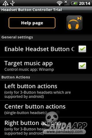 Headset Button Controller 2 3 0 apk