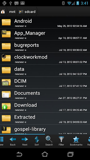 file manager apk download for android 2.2