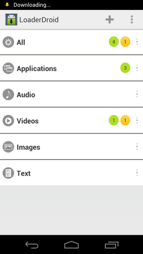 apk loader droid download manager