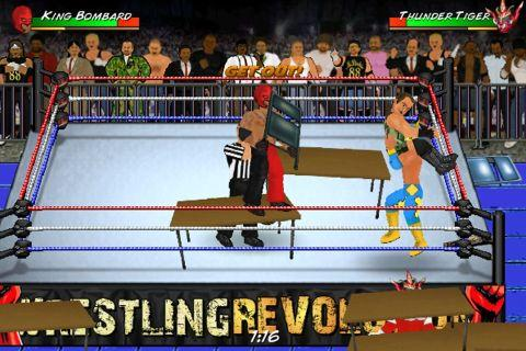 Wrestling Revolution PPV WWE 1 17  apk