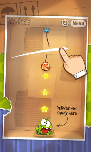 cut the rope cracked apk